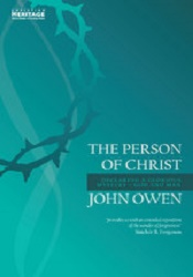 Person of Christ by John Owen